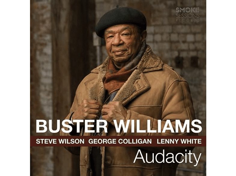 Buster Williams - Audacity [Vinyl]