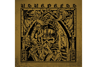 Usurpress, Bent Sea - Split LP:  Untitled / Animalist - (CD)