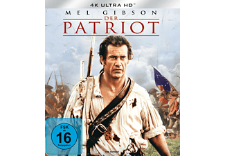 DER PATRIOT - (4K Ultra HD Blu-ray)