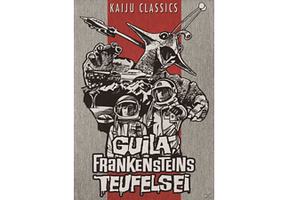 GUILA, FRANKENSTEINS TEUFELSEI (METAL-PACK) - (DVD)
