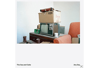 The Sea And Cake - Any Day (Limited Colored + MP3) - (Vinyl)