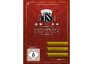 5 in 1 - Kartenspielebox - PC