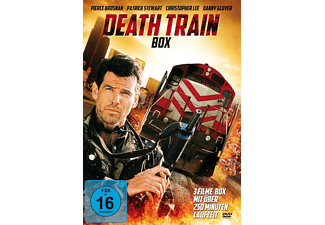 Death Train Box - (DVD)