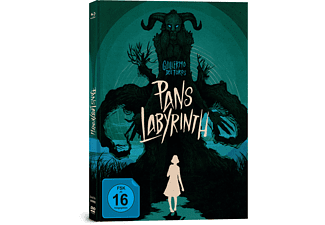 Pans Labyrinth - (Blu-ray + DVD)