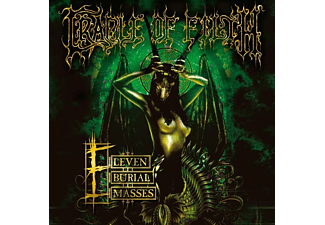Cradle Of Filth - Eleven Burial Masses - (CD)