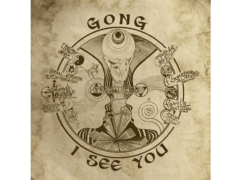 Gong - I See You [Vinyl]