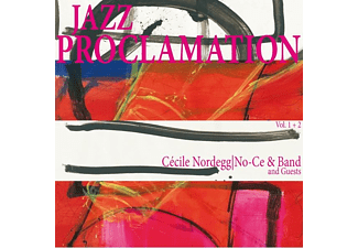 Cécile Nordegg Aka No-ce - Jazz Proclamation Vol.1+2 - (CD)