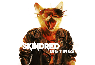 Skindred - Big Tings - (CD)