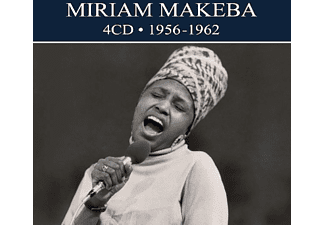 Miriam Makeba - Collection 1956 To 1962 - (CD)