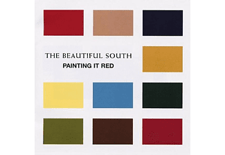 The Beautiful South - PAINTING IT RED (REMASTERED 2017) - (Vinyl)