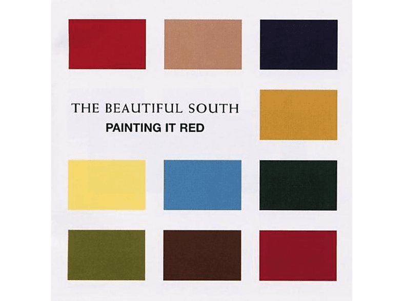 The Beautiful South - PAINTING IT RED (REMASTERED 2017) [Vinyl]