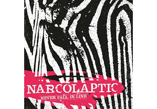 Narcolaptic - Never Fall In Line [CD]