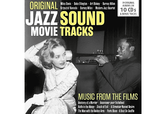 VARIOUS - Original Jazz Movie Soundtracks - (CD)