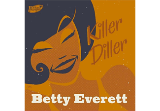 Betty Everett - Killer Diller-The Early Recordings EP - (Vinyl)