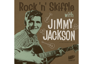 Jimmy Jackson - Rock'n'Skiffle With... [CD]