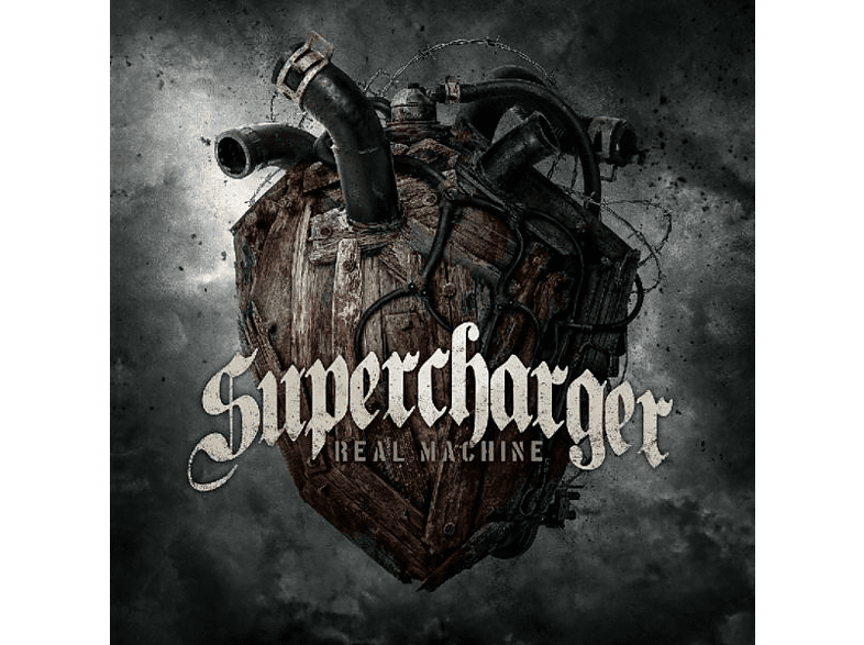 Supercharger - Real Machine [CD]