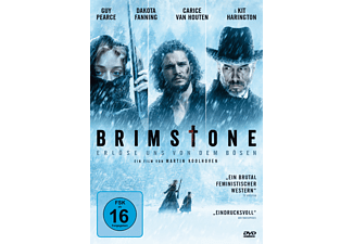 Brimstone - (DVD)