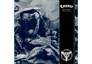 Coroner - Punishment for Decadence - (Vinyl)