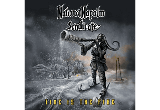 National Napalm Syndicate - Time Is The Fire - (CD)
