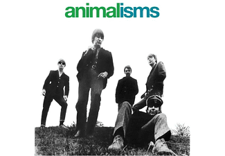 The Animals - Animalisms (Blue Vinyl Edition) - (Vinyl)