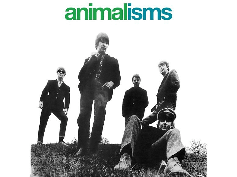 The Animals - Animalisms [CD]