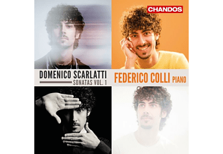 Federico Colli - Die Sonaten Vol.1 - (CD)