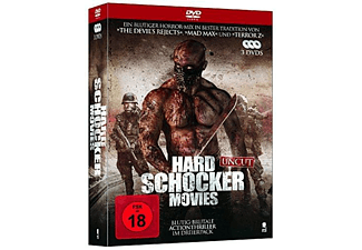 HARD SCHOCKER MOVIES (3 MOVIE BOX) - (DVD)