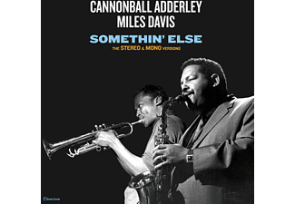 Cannonball Adderley & Miles Davis - Somethin' Else (Vinyl LP (nagylemez))