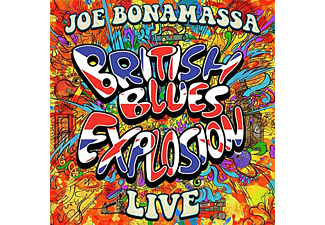 Joe Bonamassa - British Blues Explosion Live (High Quality) (Vinyl LP (nagylemez))