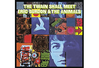 Eric Burdon & The Animals - Twain Shall Meet (CD)