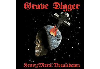Grave Digger - Heavy Metal (CD)