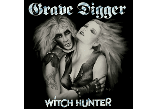 Grave Digger - Witch Hunter (Expanded Edition) (CD)