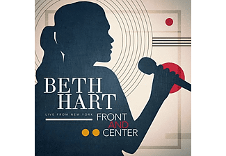 Beth Hart - Front And Center (CD + DVD)
