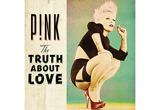 Pink - Truth About Love (Coloured) (Vinyl LP (nagylemez))