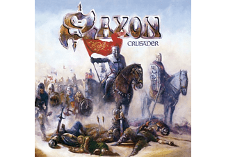 Saxon - Crusader (Coloured) (Vinyl LP (nagylemez))