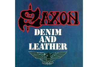 Saxon - Denim and Leather (Expanded) (CD)