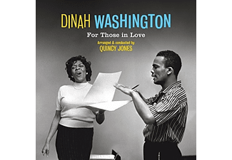 Dinah Washington - For Those In Love (High Quality) (Vinyl LP (nagylemez))