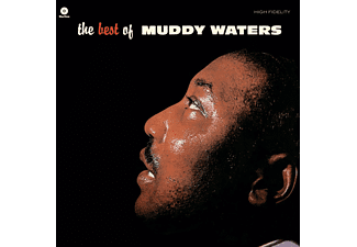 Muddy Waters - Best Of (Limited Editon) (High Quality) (Vinyl LP (nagylemez))
