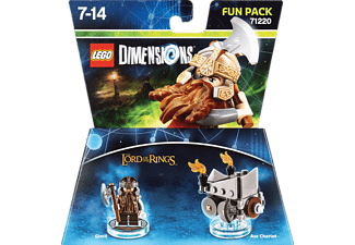 LEGO DIMENSIONS Lego Dimensions Fun Pack Lord of the Rings Gimli