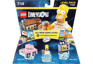 LEGO DIMENSIONS Lego Dimensions Level Pack Simpsons