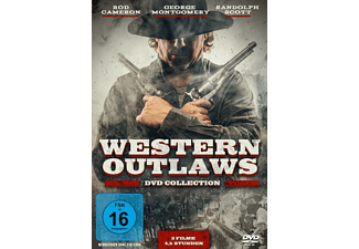 WESTERN OUTLAWS - DVD COLLECTION - (DVD)