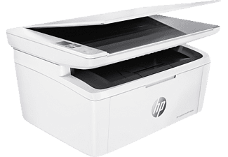 HP LaserJet Pro MFP M28w, 3-in1 Multifunktionsdrucker, Weiß
