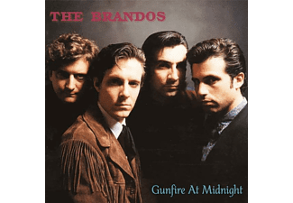 The Brandos - Gunfire At Midnight (Reissue) - (CD)
