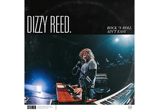 Dizzy Reed - Rock 'n Roll Ain't Easy (Lim Purple Vinyl) - (Vinyl)