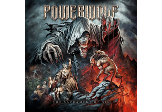 Powerwolf - The Sacrament Of Sin (2CD Mediabook) - (CD)