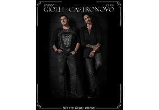 Gioeli-castronovo - Set The World On Fire - (CD)