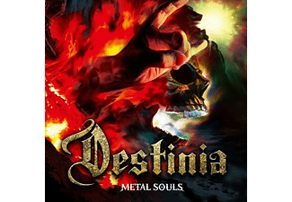 Destinia - Metal Souls - (CD)