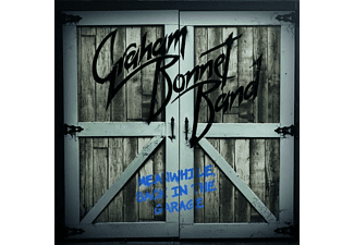 Graham Bonnet Band - Meanwhile,Back In The Garage (CD+DVD) - (CD + DVD Video)