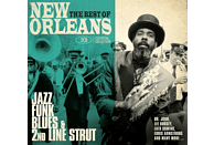 VARIOUS - Best Of New Orleans [CD]