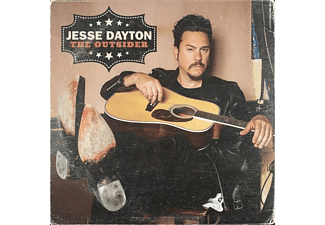Jesse Dayton - The Outsider - (CD)